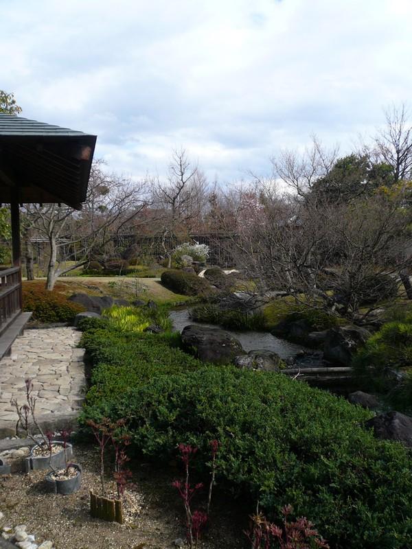 Jardin la bouilloire magique for Jardin kokoen