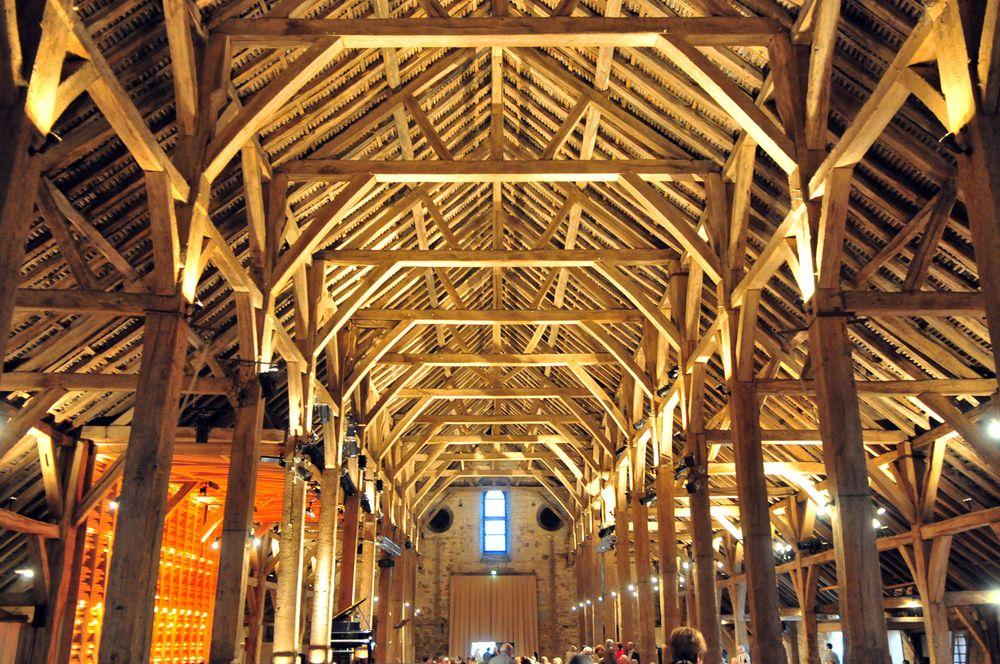 Grange De Meslay 2012 La Bouilloire Magique