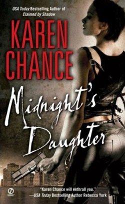Dorina Basarab : Midnight's Daughter - Tome 1 - Karen Chance MidnightsDaughter