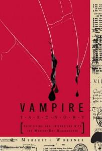 Vampire Taxonomy de Meredith Woerner