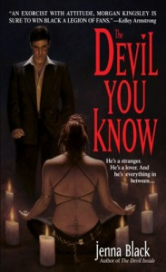 the devil you know de Jenna Black